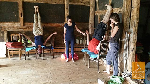 International Yoga Workshop, Germany