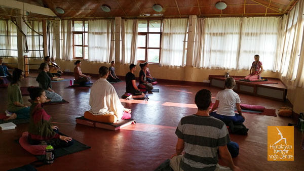 Yoga & Meditation Silent Retreat, Dharamshala, India