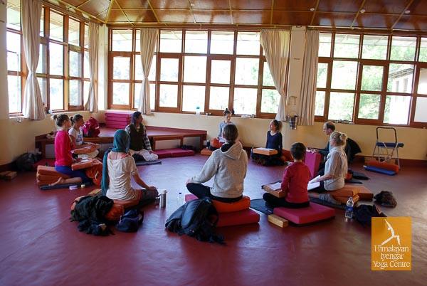 Yoga Teacher Training (YTT), Himalayan Iyengar Yoga Centre